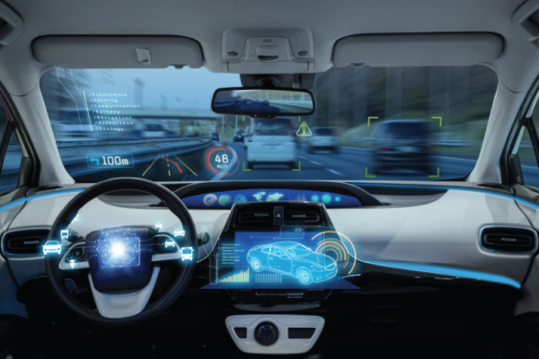 """Autonomous Car"" technology in 2040 and 2050"
