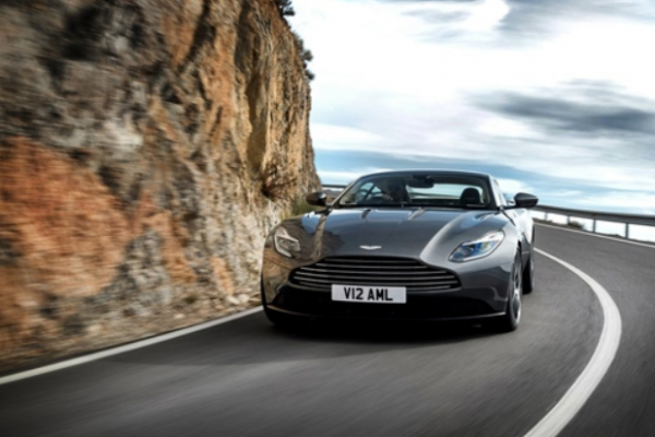 """Aston Martin DB11"" is the latest GT sports car"