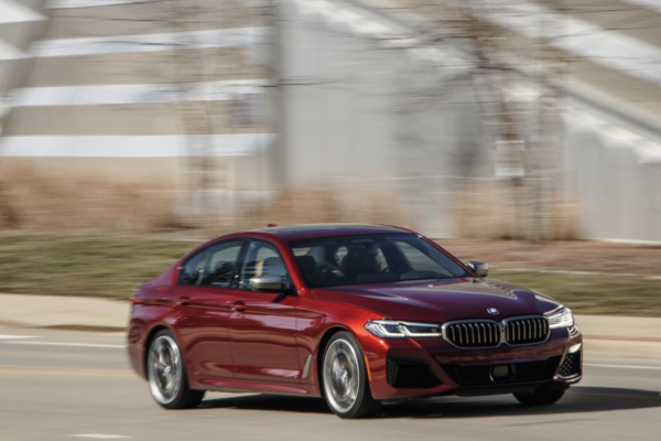 2021 BMW M550i xDrive Has M5 Envy