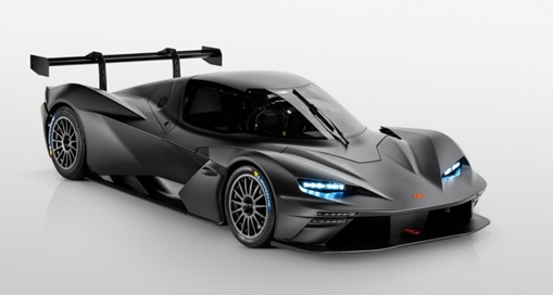 KTM X-Bow GTX, a groundbreaking new race car with 530 hp of performance