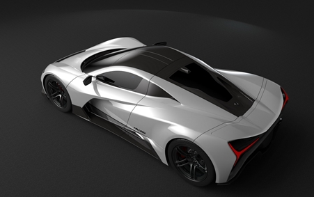 """""""Dogo 001"""" electric hypercar 1,903 hp to be glimpse in 2022"""